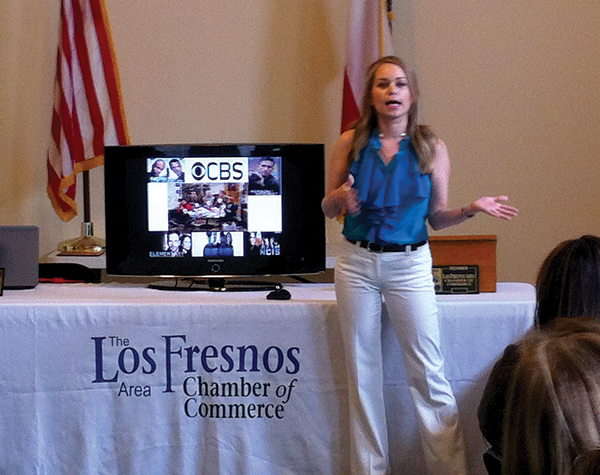 Action4 Shares Benefits of Advertising to Los Fresnos Area Chamber ...