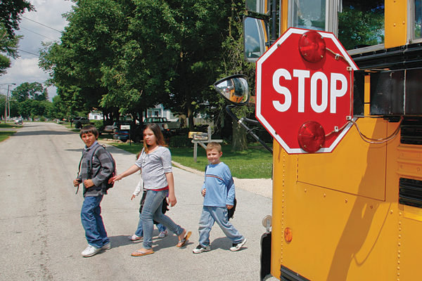 Obey the Law: Don't Pass Stopped School Buses | Los ...