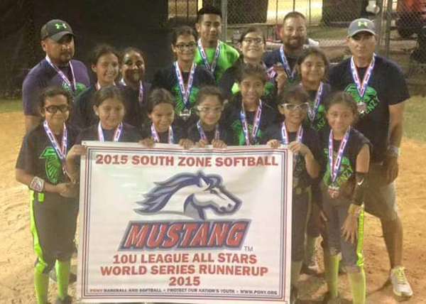 Los Fresnos Pony League Represent Well At World Series