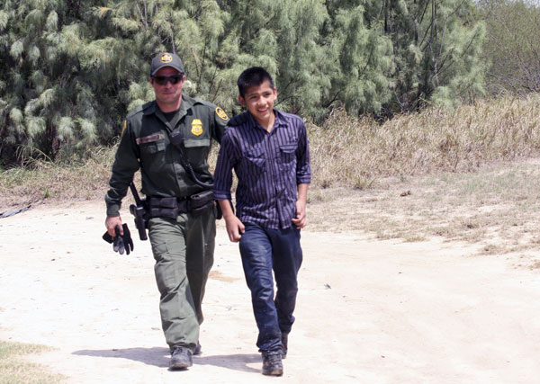 Complaints have been filed against U.S. Border Patrol agents for confiscating money and belongings from people prior to deporting them to Mexico. Photo: vichinterlang/iStockphoto