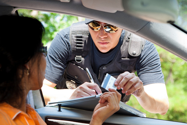 "Opponents object that the Texas ""show me your papers"" law would allow police to question anyone they stop for traffic violations about their immigration status. Photo: fstop123/GettyImages"