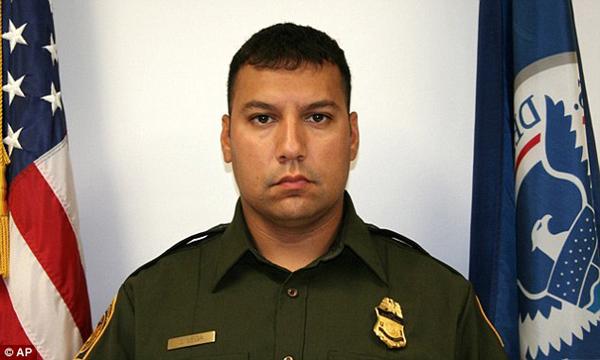 Agent Javier Vega, Jr.