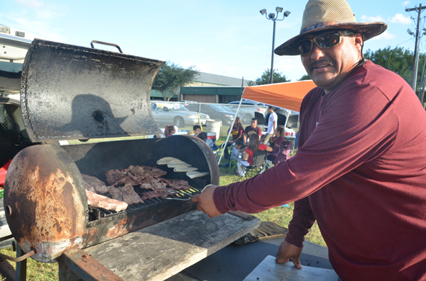 Fans can bring their vehicles with barbecue pits as early as 4:30 p.m. Photo: LFCISD Archives