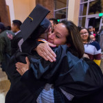 About 2,700 UTRGV students received their diplomas this weekend, as The University of Texas Rio Grande Valley graduated its latest crop of Vaqueros at the Fall 2017 commencement ceremonies. The first of four ceremonies, shown here, was Friday evening at the McAllen Convention Center. Photos: David Pike/UTRGV