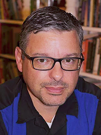 Hector Cantú, award-winning cartoonist, writer, editor and co-creator of the newspaper comic strip Baldo, is also a scheduled guest of Latino Comics Expo in February. Photo: LCX