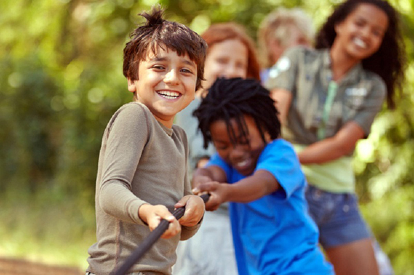A new report shows that children of color comprise 68 percent of the 7.3 million kids in Texas. Photo: Arcurs/GettyImages