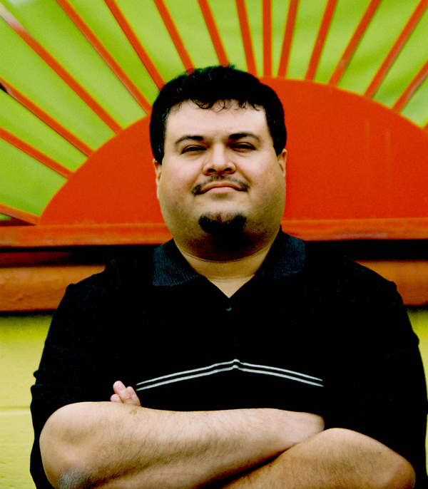 Xavier Garza, a UTRGV legacy alumnus, is now an award-winning writer whose inspirations come from growing up in the Rio Grande Valley. He has written 14 books – most of which he illustrated himself. His Christmas book, Charro Claus and the Tejas Kid, won the 2009-2010 Tejas Star Book Award and was a finalist in the 2009 Writers League of Texas Teddy Book Awards and the 2011 Horace Mann Upstanders Book Awards. Courtesy photo provided by Xavier Garza
